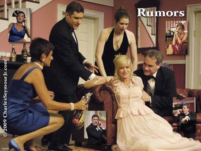 Rumors web montage